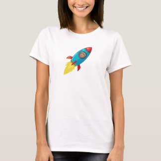 Tabitha Fink Women's Light Rocket T-Shirt