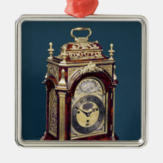 Table clock, c.1750 christmas ornament