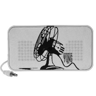 Table Fan Phone Cases Notebook Speakers