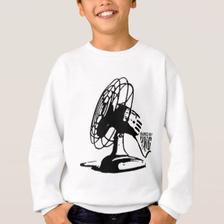 Table Fan Sweatshirt