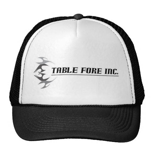 Table Fore Inc. Hat