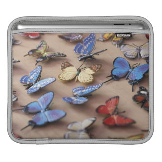 Table full of butterflies iPad sleeve