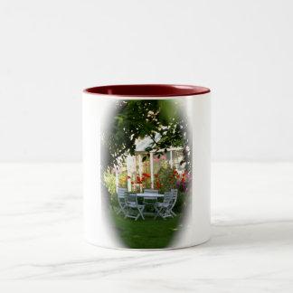 Table in Ribe Coffee Mug