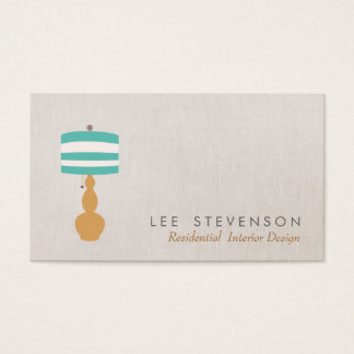 Table Lamp Business Card