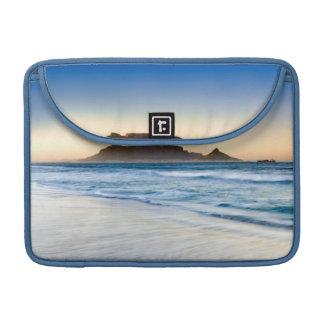 Table Mountain Across Table Bay Sleeve For MacBooks