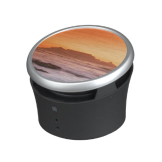 Table Mountain At Sunset, Bloubergstrand Bluetooth Speaker