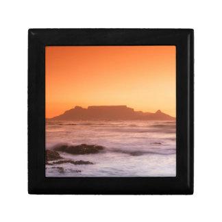 Table Mountain At Sunset, Bloubergstrand Gift Box