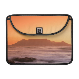 Table Mountain At Sunset, Bloubergstrand MacBook Pro Sleeves