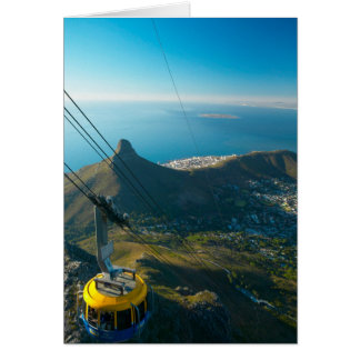 Table Mountain Cable Car, Cape Town Card