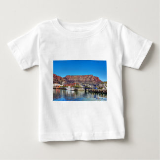 Table Mountain from the Waterfront_Painting.TIF Baby T-Shirt