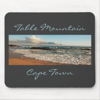 Table Mountain South Africa mousepads - customize