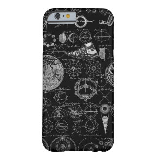 Table of Astronomy Barely There iPhone 6 Case