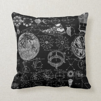 Table of Astronomy Cushion