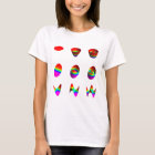 Table of lowest order Zernike polynomials T-Shirt