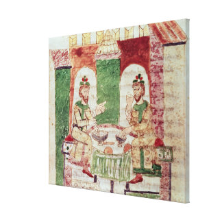 Table of the Rich, from 'De Universo' by Gallery Wrapped Canvas