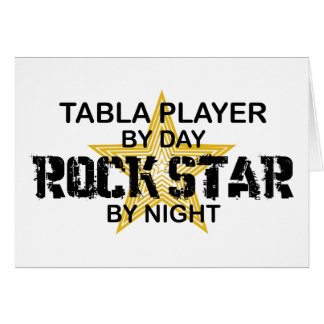 Table Rock Star by Night Card