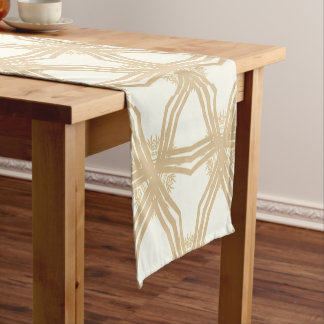 Table runner of 35.5 cm X 183 cm Abstract