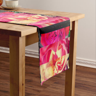 Table runner of 35.5 cm X 183 cm Pink