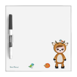 "Table ""Small Fawn"" - Collection Kiwi Fraud Dry Erase Whiteboards"