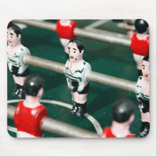 Table soccer mouse mat