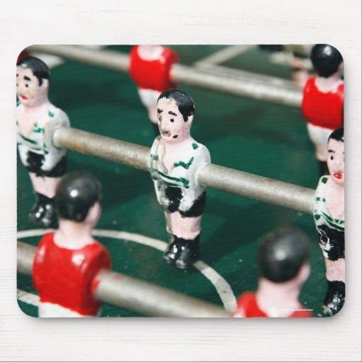 Table soccer mousepad