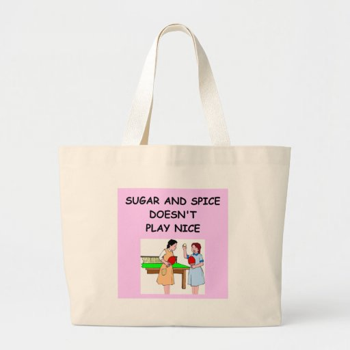 table tennis canvas bags