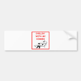 table tennis bumper stickers