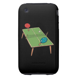 Table Tennis Tough iPhone 3 Cases