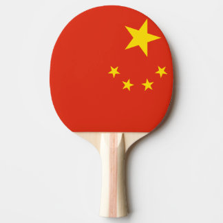 table Tennis Chinese Team Paddle