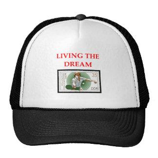 table tennis trucker hats