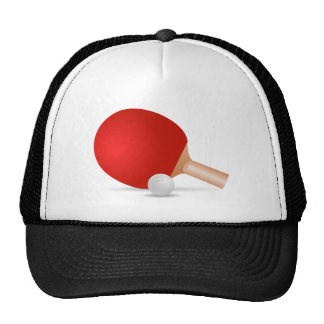 Table Tennis Hat