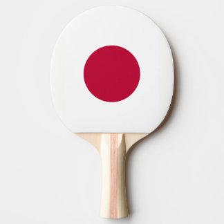 Table Tennis Japan Team Paddle