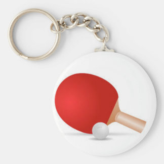 table tennis keychain