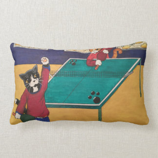 Table Tennis Lumbar Pillow