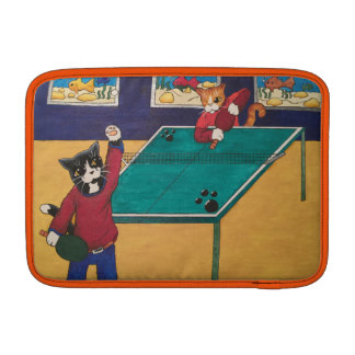 Table Tennis MacBook Air Sleeve