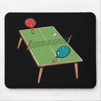 Table Tennis Mousepad