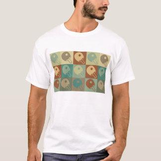 Table Tennis Pop Art T-Shirt