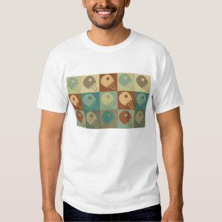 Table Tennis Pop Art Tee Shirt