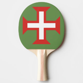 Table Tennis Portuguese Team Paddle