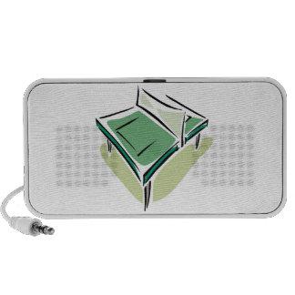 Table Tennis iPhone Speaker