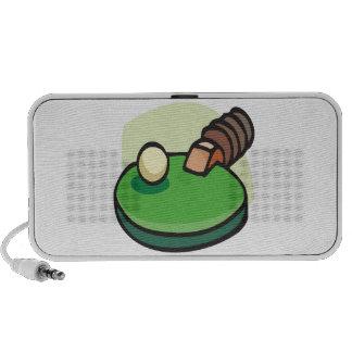 Table Tennis Laptop Speaker