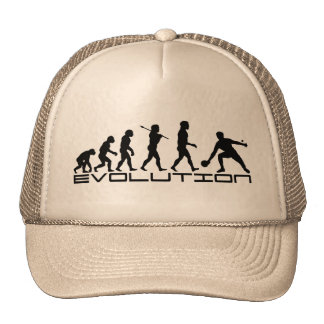 Table Tennis Sport Evolution Art Cap