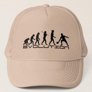 Table Tennis Sport Evolution Art Trucker Hat