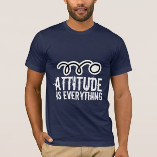 Table tennis t-shirt | Attitude is everything