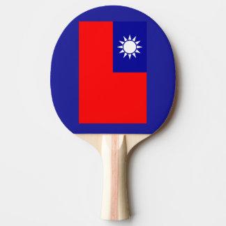 Table Tennis Taiwan Team Paddle