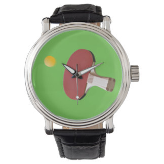 Table Tennis watch, ping pong watch
