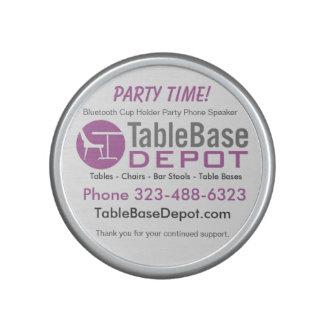 TableBaseDepot Bluetooth Party Phone Speaker