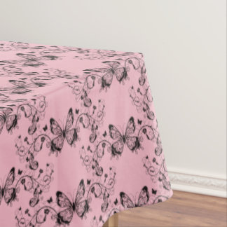 "Tablecloth ""60x84"" -Butterflies"