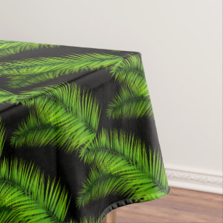 "Tablecloth ""60x84"" Tropical Palms"