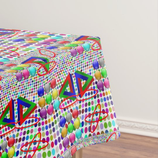 Tablecloth Abstract